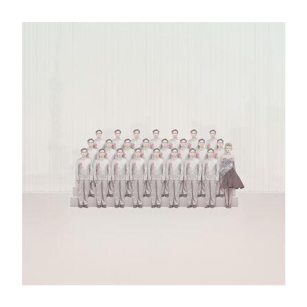 Quentin Shih, 'Shanghai Dreamers No. 6'