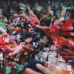 Li Tianbing, 'Urban Scene #2', 2018