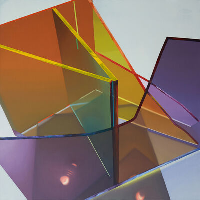 Chen Wenbo 陈文波, 'Empire of Glass No. 2', 2016