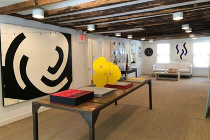 Rotating Selection of Gallery Artists