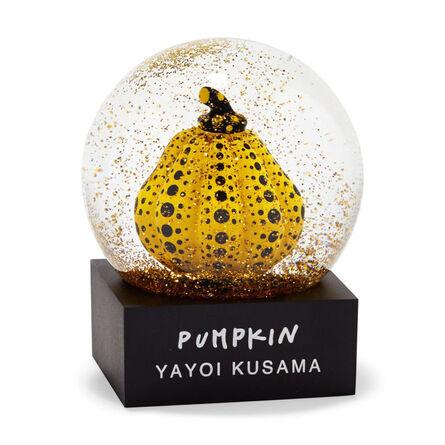 Yayoi Kusama, 'Snow Globe (Yellow Pumpkin)', 2019