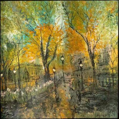 Layla Fanucci, 'Rainy Day in Paris Opus 20', 2020