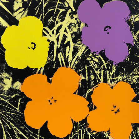 (after) Andy Warhol, 'Flowers 11.67', 1967 printed later