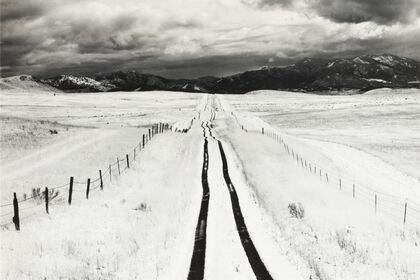 Within Sight - The Road to Home: Photographs by Roman Loranc