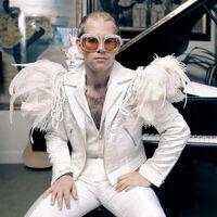 Terry O'Neill, 'Elton John ', 1970s