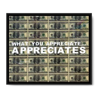 STEVIE CHOW, 'What You Appreciate... Appreciates', 2020