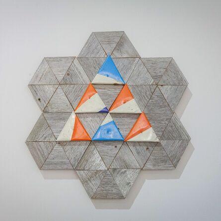 Benjamin Lowder, 'Geoflake 12', 2016