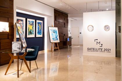 Satellite 2021 | London-Dubai