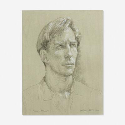 Paul Cadmus, 'Michael Harder', 1990
