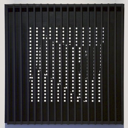 John Goodyear, 'Four Negatives II', 1979