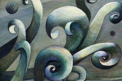 Gillian Bradshaw-Smith: Storms of Jupiter