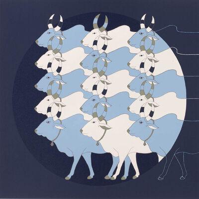 Olivia Fraser, 'Blue Dawn', 2012