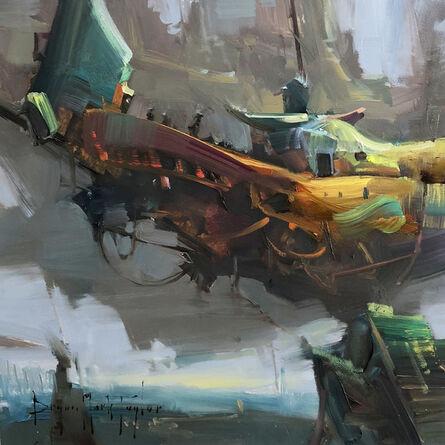 Bryan Mark Taylor, 'Ready to Sail', 2018
