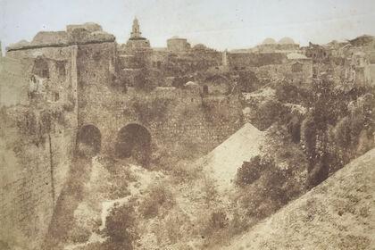 Mysterious Jerusalem