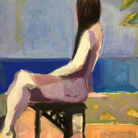 Janet Pedersen, 'Seated Pose I', 2018