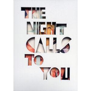 Hyland Mather, 'The Night Calls You', 2018