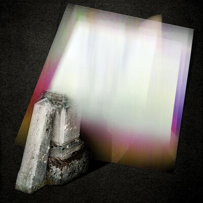 LITAL LEV COHEN, 'Malevich Variation - Flacid Obelisk Illuminated', 2015