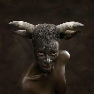 Nandipha Mntambo, 'Europa', 2008
