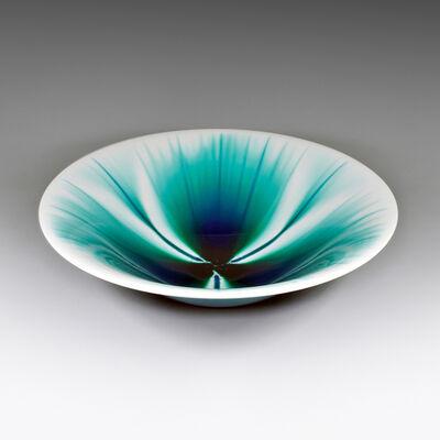 Tokuda Yasokichi IV, 'Bowl - Suicho (Crystalline Green)', 2017
