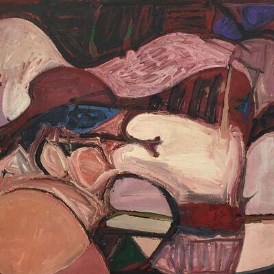 William Pachner, 'Interior', 1967