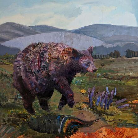 Caitlin Hurd, 'Bear I Am Afraid Of', 2020