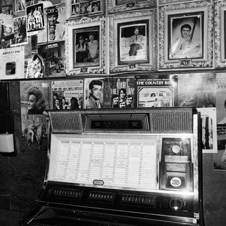 Henry Horenstein, 'Jukebox, Tootsie's Orchid Lounge, Nashville, TN', 1972