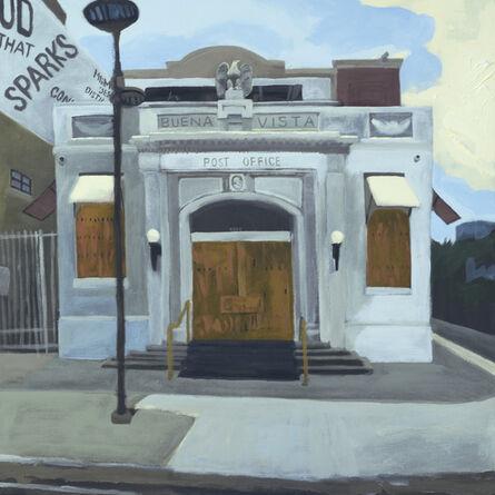 Eddie Arroyo, 'June 6, 2020, 4000 NE 2nd Ave., Miami, FL 33127, Post Office', 2020