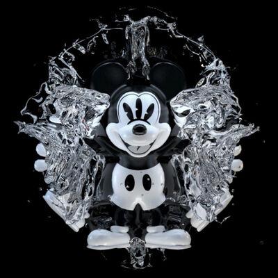 STEVIE CHOW, 'Vitruvian Mickey NFT', 2021