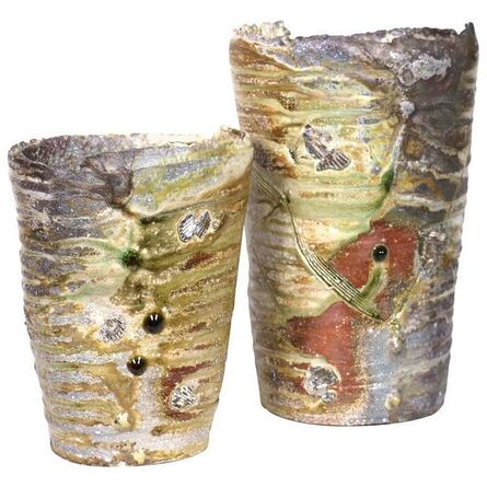 Shiro Otani, 'Shiro Otani Wood-Fired Japanese Shigaraki Vessels', 2015