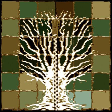 Elisa Pritzker, 'Mondrian Tree 15', 2013