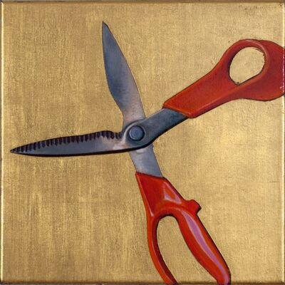 Cynthia Poole, 'Scissors I'