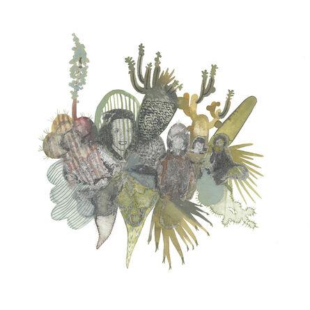 Ashley Mistriel, 'Overgrown', 2016