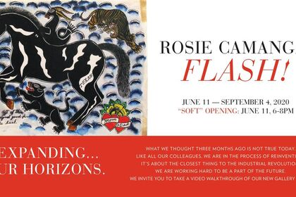 ROSIE CAMANGA: FLASH!