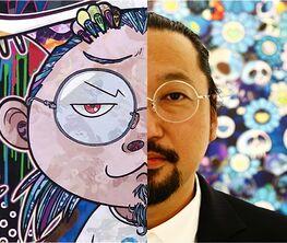 Takashi Murakami: Contemporary Portraiture
