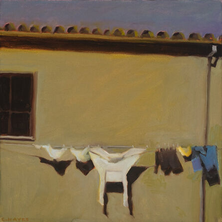 Connie Hayes, 'Strung, Civita'