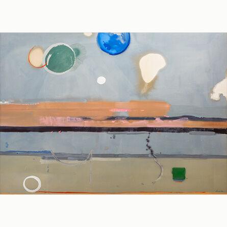 Helen Frankenthaler, 'Scorpio', 1987