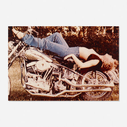 Richard Prince, 'Girlfriend #6 from the Cowboys and Girlfriends series', 1995