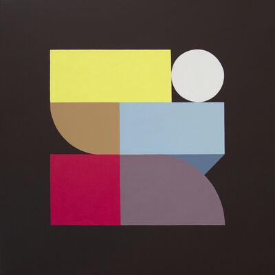 Nelio, 'Abstract Alphabet', 2015