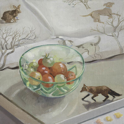 Barbara Kassel, 'The Fox and the Hare'
