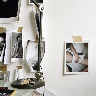 Edgar Leciejewski, 'WAND 30.07.2008 (PORTRAIT)', 2008