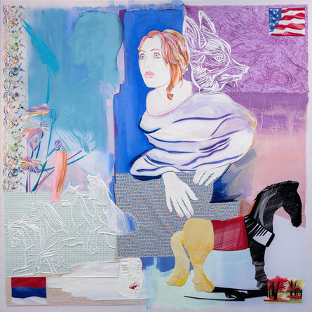 Monika Thiele, 'Harmonie', 2019