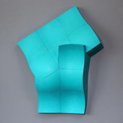 Hoss Haley, 'Tessellation (Cyan)'