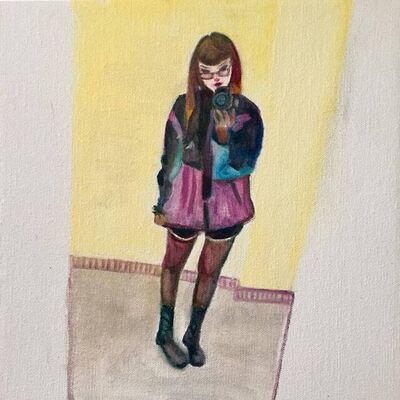 Zamir Shatz, 'Mirror Selfie', 2017