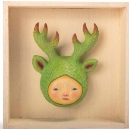 Moe NAKAMURA, 'Grow Horns', 2020