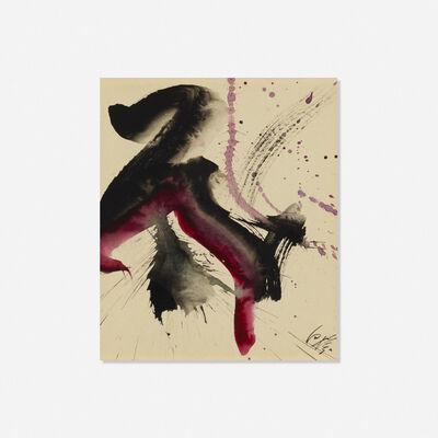 Kazuo Shiraga, 'Work', c. 1987