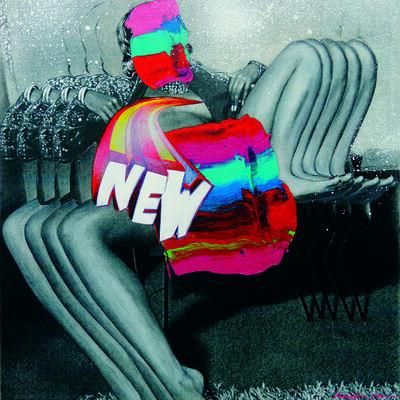 Keiji Ito, 'NEW', 2013