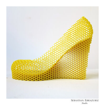 """Sebastian Errazuriz, 'Honey, Natashafrom the series """"12 Shoes for 12 Lovers""""', 2013"""