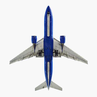 Jeffrey Milstein, 'United Airlines Boeing 777-200', 2006