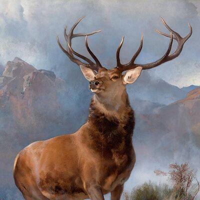 Edwin Landseer, 'Monarch of The Glen', 20th Century