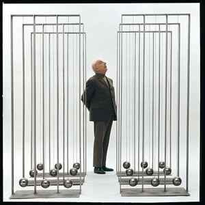 Ugo Mulas, 'Fausto Melotti, Milano', 1968-2016